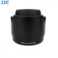 JJC LH-74(T) Black Lens Hood for Canon EF 70-200mm f/4L IS USM Camera Lens ( ET-74 )